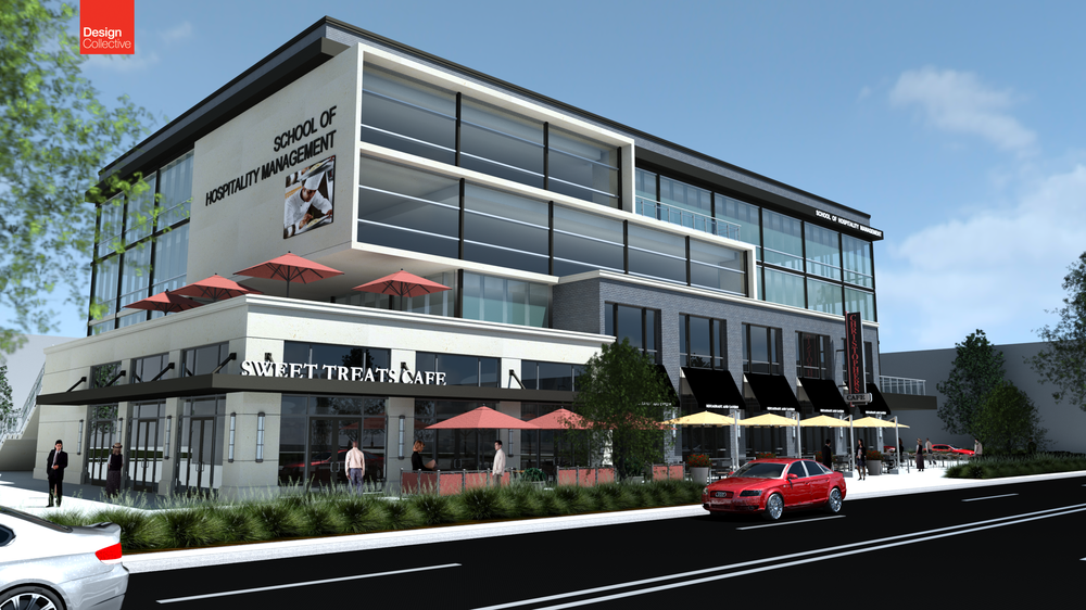 CSCC - School of Hospitality Management - Clev Ave Rendering 20160119 Day.png