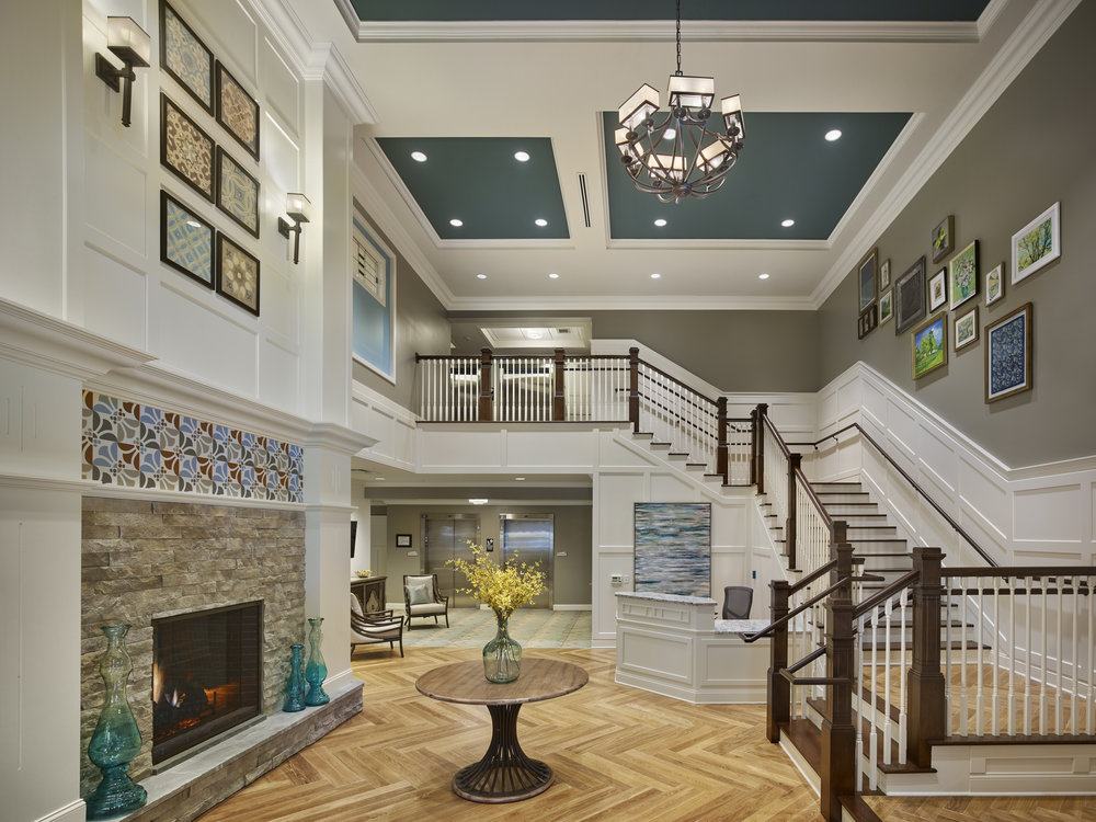 Senior Living Design Collective Extraordinary Senior Home Design