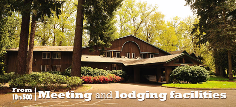 Lodging at Canby Grove