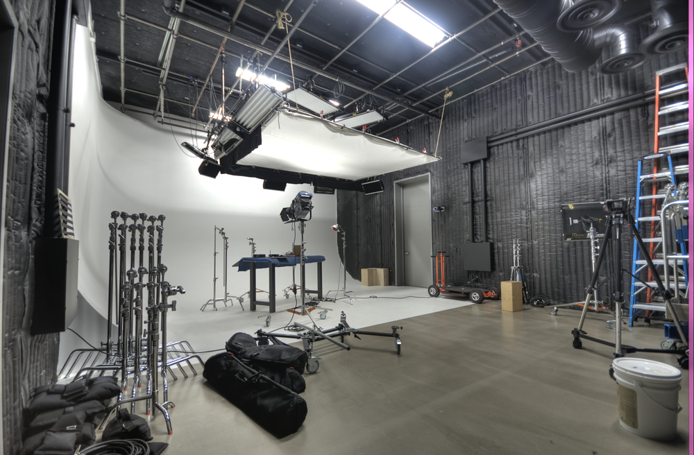 Live action sound stage 2    