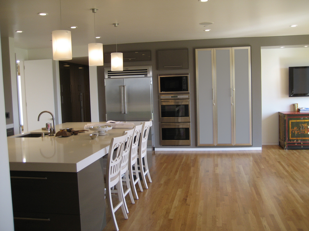 Kitchen remodel / family room addition     ​