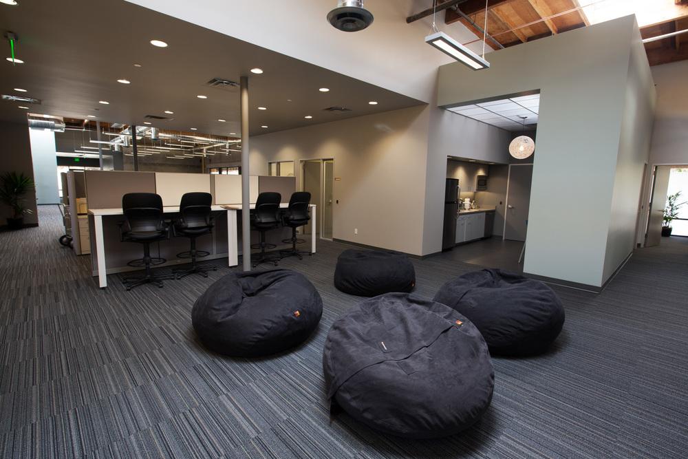 Collaboration area     