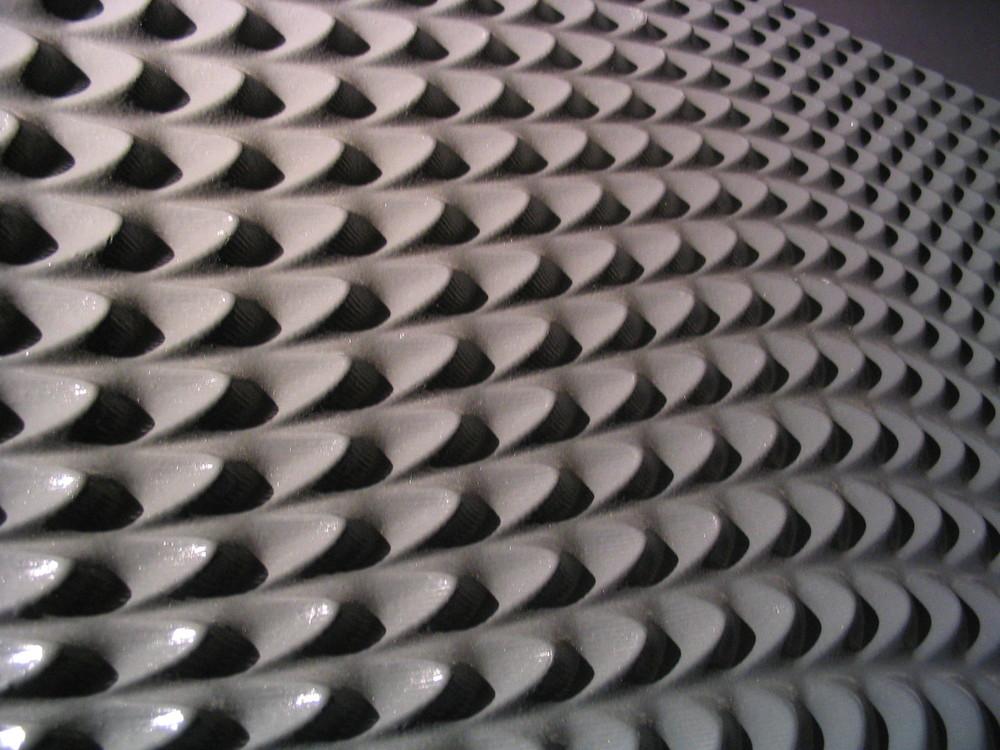 Detail of panel   