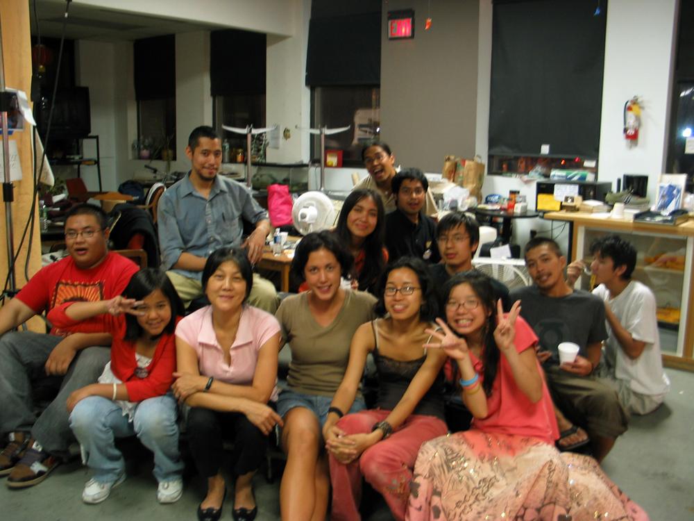 Asian Arts Initiative Mid Atlantic Arts Foundation Residency 2006