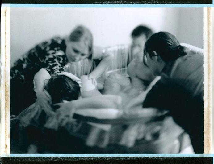 Polaroid by Alisha Stamper