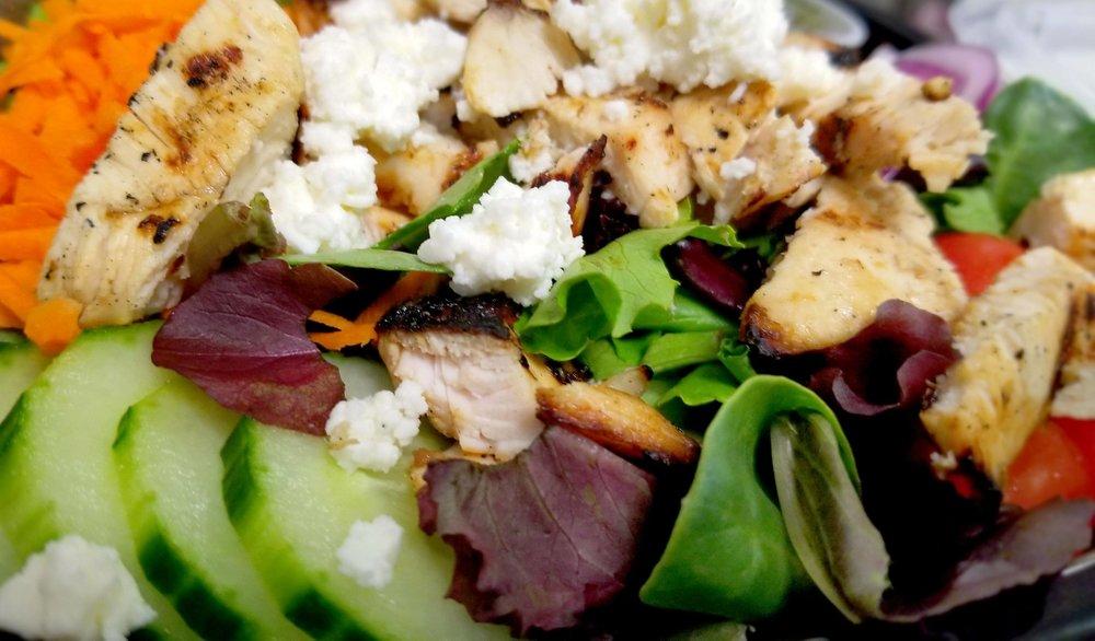 City Chicken Salad