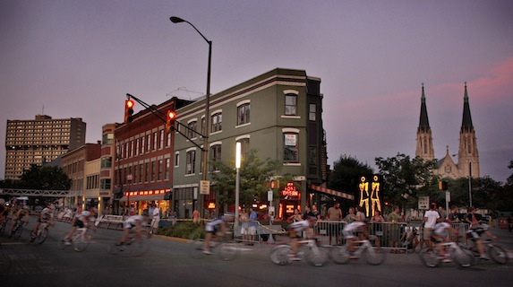 The 2010 Mass Ave Crit (Credit Nuvo and Melanie Colter)