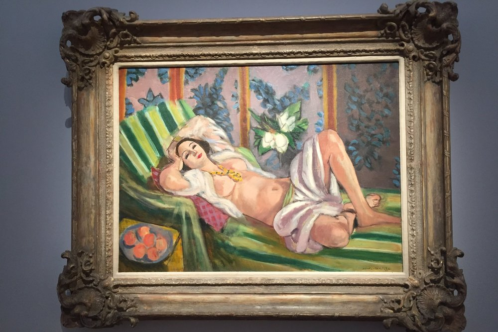 Schooley Law Firm | Jennifer Schooley | Christie's Auction | Rockefeller Art Collection | Matisse.JPG
