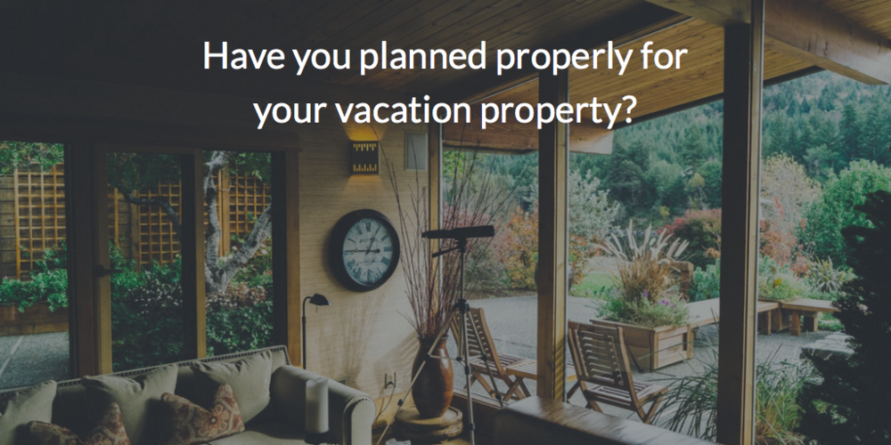 Schooley Law Firm | Planning for vacation property | Estate Planning Lawyer | Richmond VA