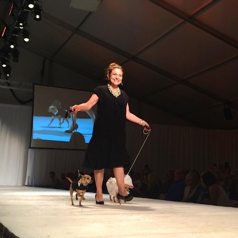 Spoiled Dog Designs Creator and Designer Patricia Savastano's Chihuahua nuptials are the grand finale.