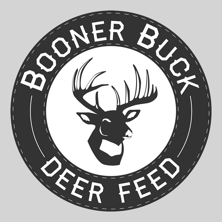 Booner Buck Deer Feed