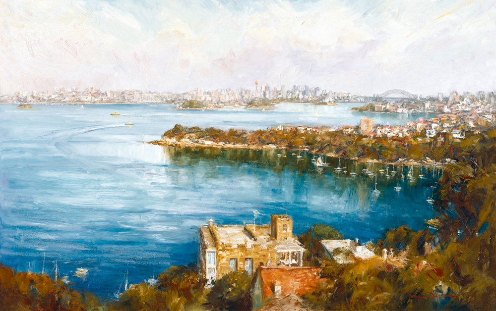 Sydney View Mossman