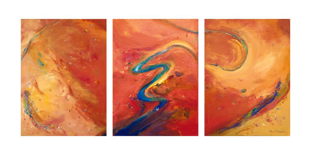 Heartland Triptych