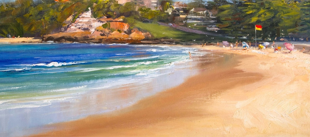 Colours of Spring - Terrigal