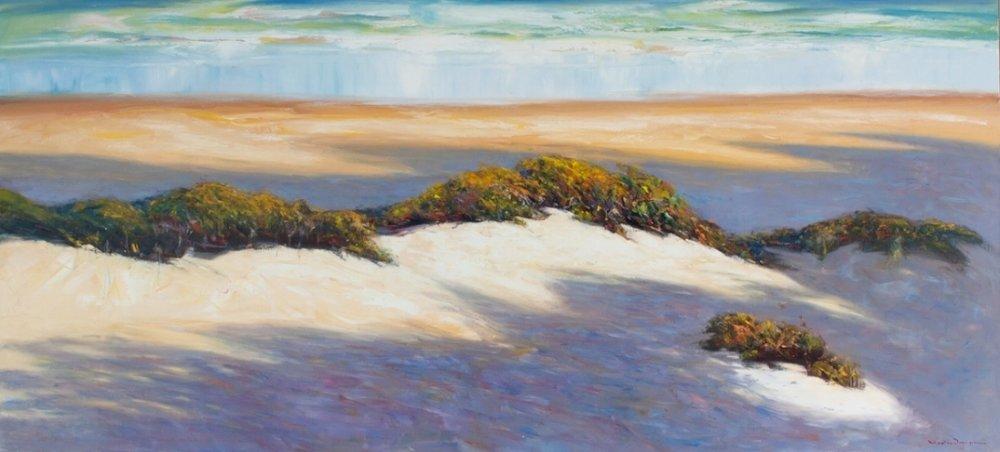 Scenic Sand Dune