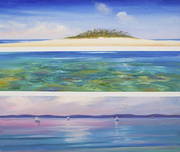 Island Trinity II