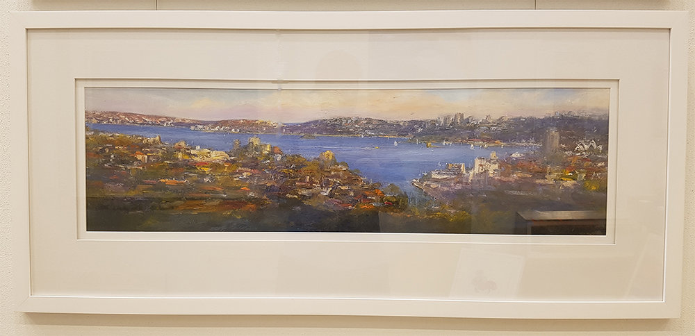 North Sydney Vista