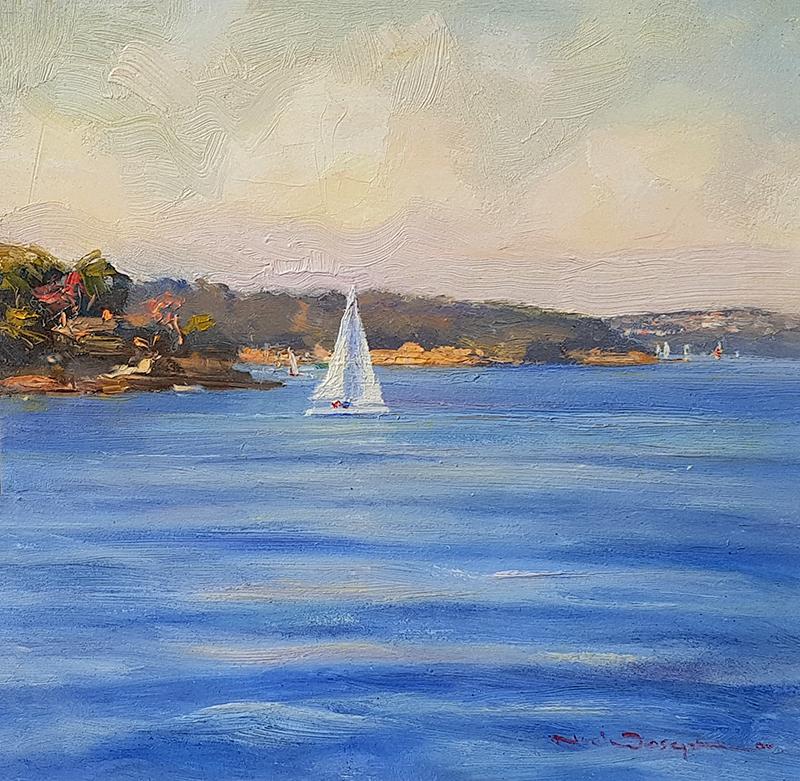 Midday Sailing