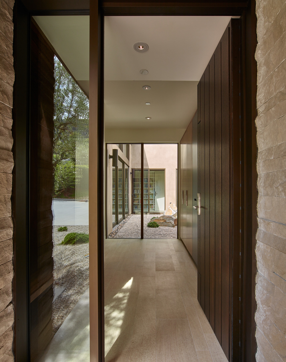 Mandeville house - Mudroom entry