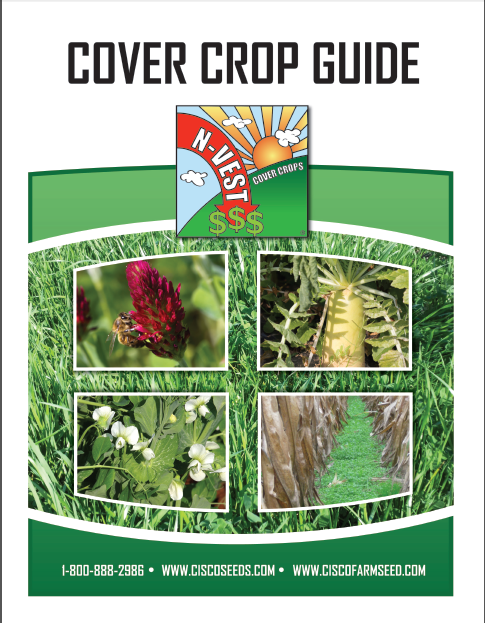 Click on the picture above to view a PDF version of our latest cover crop guide.