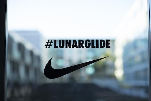 NIKE #LUNARGLIDE