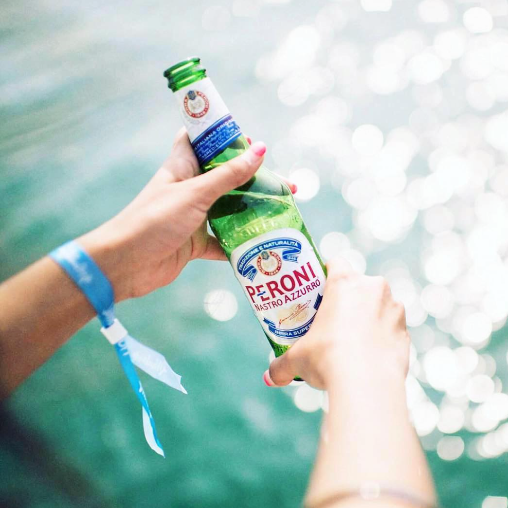 PERONI > CREATIVE COMMS + INFLUENCER STRATEGY