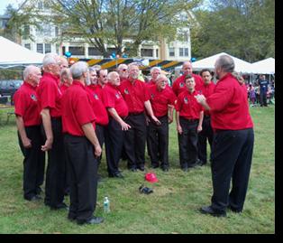 Cheshiremen Chorus