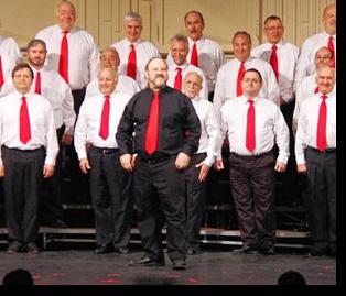 Cheshiremen Chorus 2