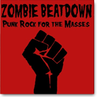 Zombie Beatdown- Punk Rock for the Masses