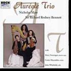 Aureole Trio plays Maw,Bennett