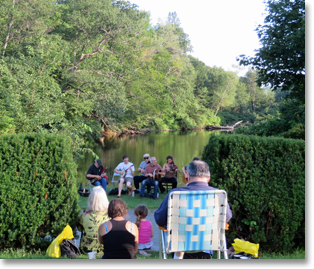 Peterborough Music in Depot Park