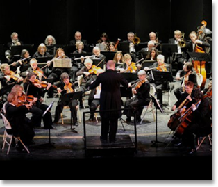 Windham Orchestra in concert