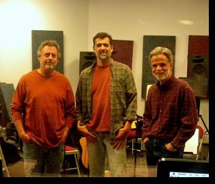 Decatur Creek in studio