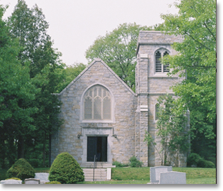 Sumner Knight Chapel
