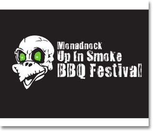 Monadnock Up in Smoke logo
