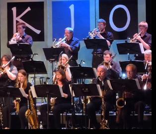 Keene Jazz Orchestra in concert