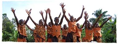 Ugandan Kids Choir