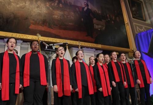 Boston city singers