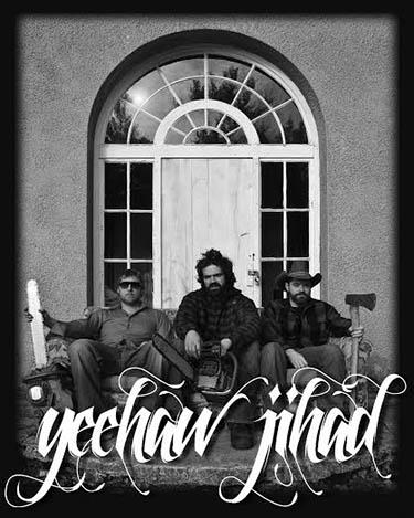 Yeehaw Jihad poster
