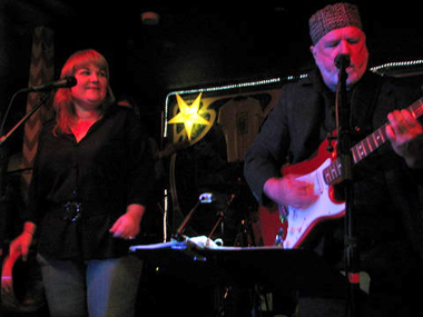 murphy's blues Cynthia Rodier and Jim Murphy