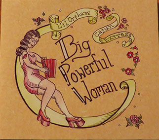 Big Powerful Woman CD cover