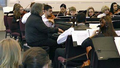 Keene Chamber orchetra courtesy of facebook page