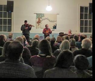 Monadnock Folklore Society concert