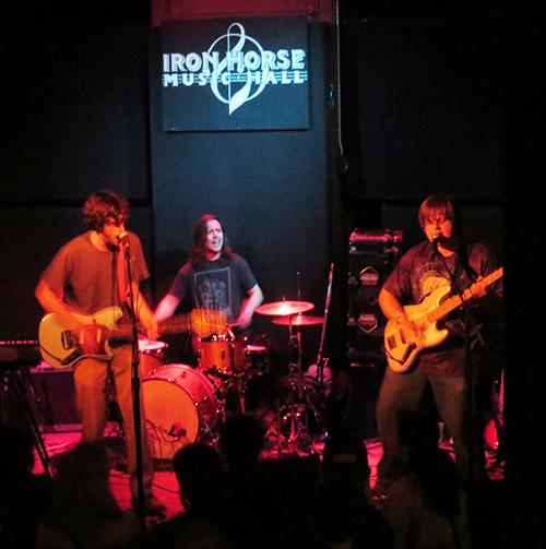 JMC at Iron Horse
