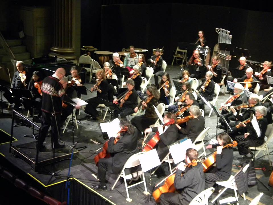 Windham Orchestra for March Blog