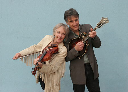 Laurie Lewis & Tom Rozum