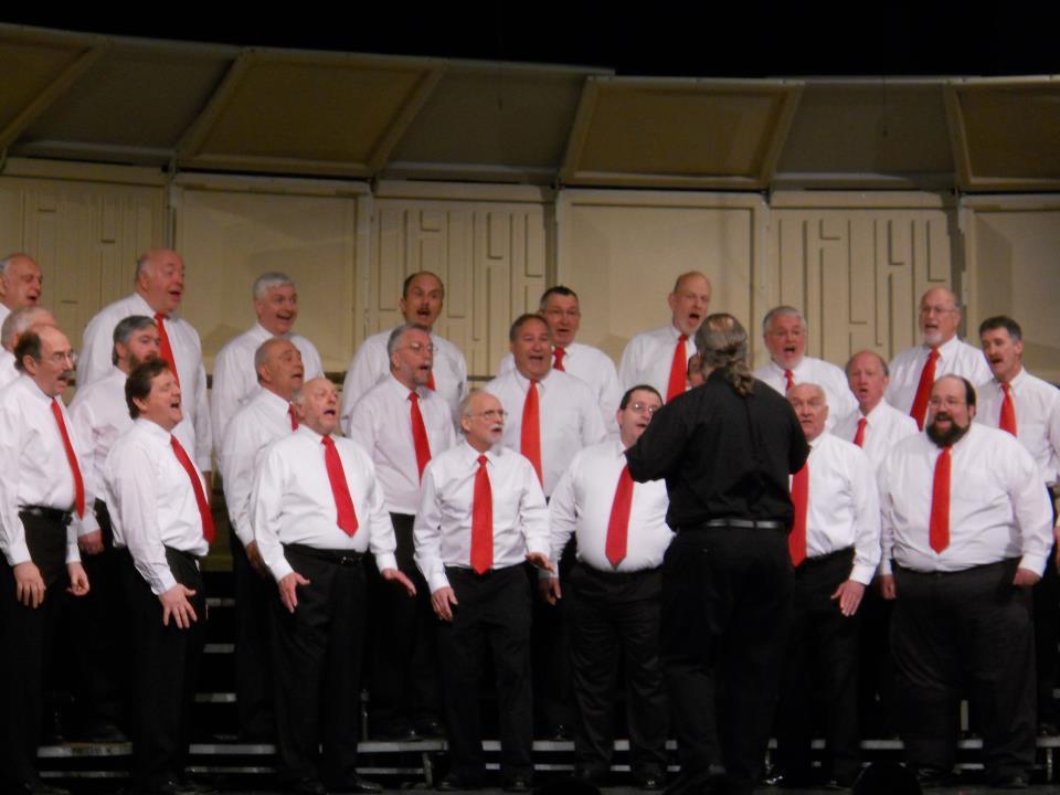 Cheshiremen Chorus for April 2015 blog