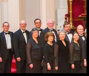 Chamber Singers Make Music