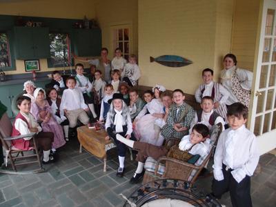 Junior Minstrels for May Blog