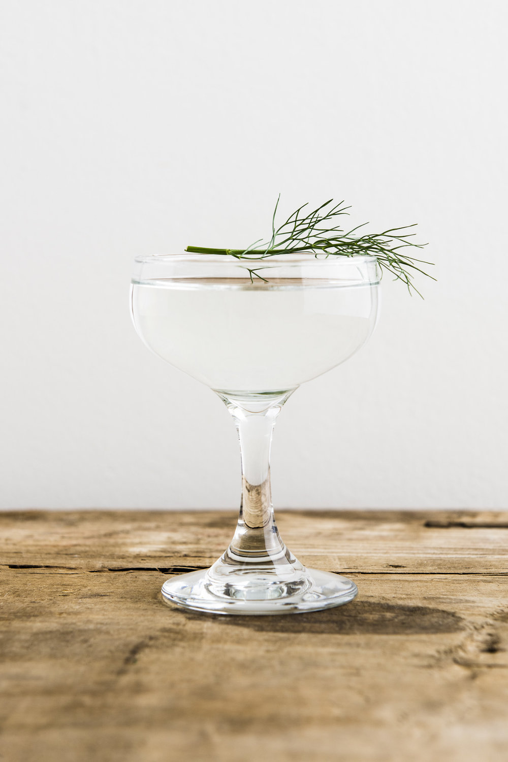 BIG SUR   2 1/2 oz Vodka  1/2 oz Chareau  2 Dashes of Absinthe  Stir ingredients over ice. Strain into coupe and garnish with fennel.
